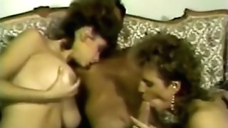 Christy Canyon And Threesome