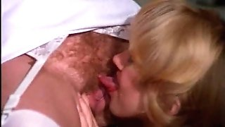 Candy Striper gash tonguing