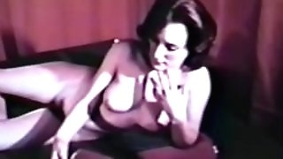 Erotic Nudes 602 1960's - Scene four