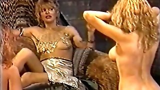 80s Girl/girl - Marionettes Of The Warrior Queen With Patricia Kennedy And Ruby Richards