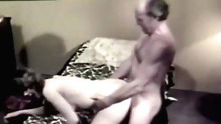 Antique 50s Backdoor Sex