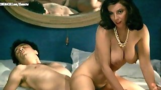 Stefania Sandrelli nude from La Chiave - The Key - Fresh clips