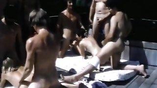Antique Orgy 73
