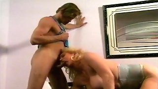 Antique Chessie Moore Fucked In Her Blonde Hairy Coochie