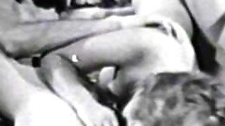 Old-school Stags 267 1960s - Scene trio