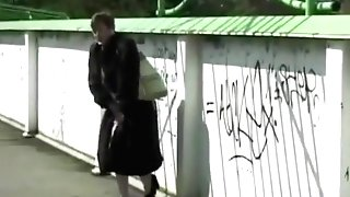 N.t.french Chick Pissing
