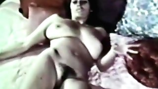 Uschi Digard -  Entire Lotta Love  antique striptease