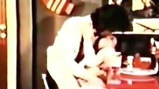 Antique 70s Danish - A Sexy Supper (german Dub) - Cc79
