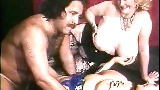 Antique Big Knocker Burlesque Hookup