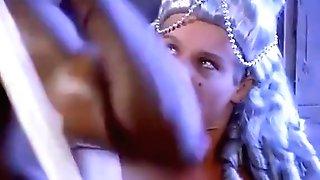 Aladin Retro Black Dick Orgy